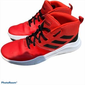 Adidas Ownthegame Wide J basketball sneakers 7